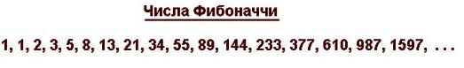 Исходный код: числа Фибоначчи на C#