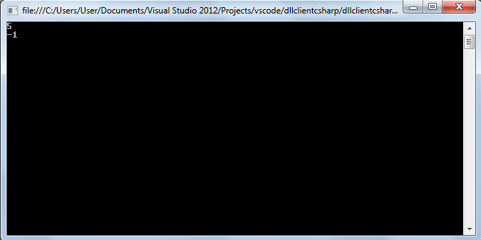 Клиент для dll на C# - vscode.ru
