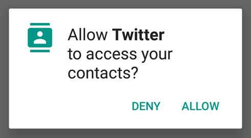 Запрос App Permissions в Android у пользователя